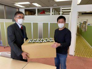 福井市社会福祉協議会へ越前おみそ汁を寄付しました